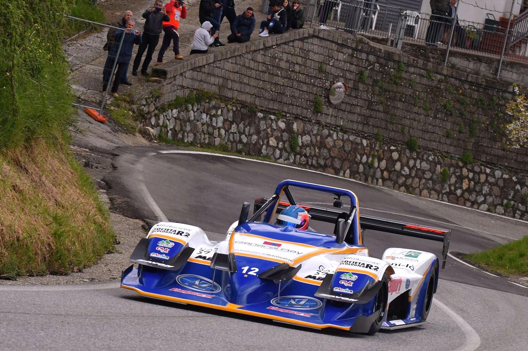 Omar Magliona (CST Sport, Osella PA2000#12)