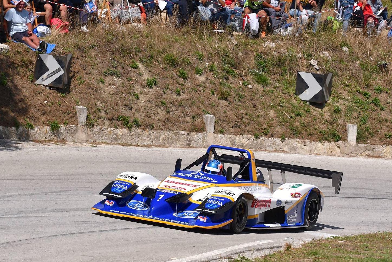 Omar Magliona (CST Sport, Osella PA2000 #1)