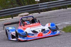 Omar Magliona (CST Sport, Osella PA2000 #33)